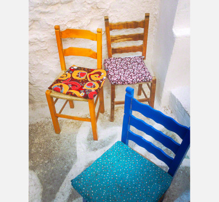 chairs-nissyros-greece
