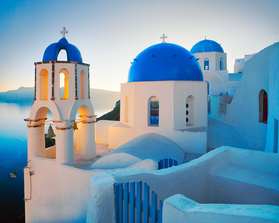 Attachment Details greek-church-oia-santorini-sunset-greece