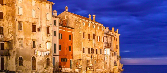 rovinj-croatia-blue-hour