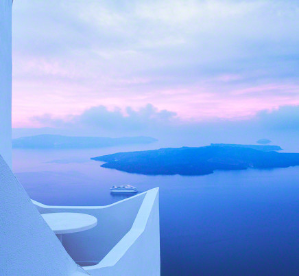 santorini-view-balcony-sunrise