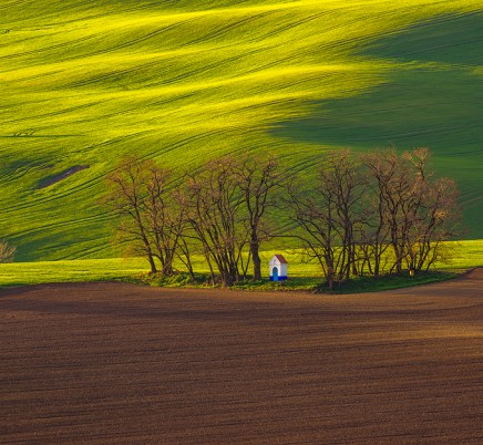 chapel woods moravia czech republic