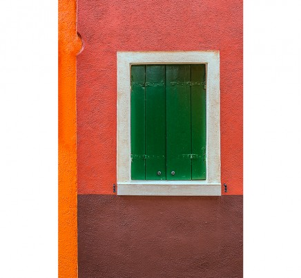 color house burano italy